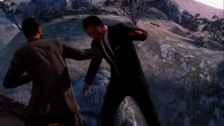 007 Legends stage01 Part.A (007ClassicMode)