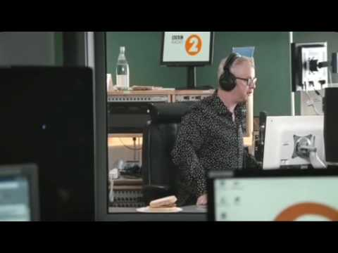 The REAL Chris Evans BBC Radio 2 Ad