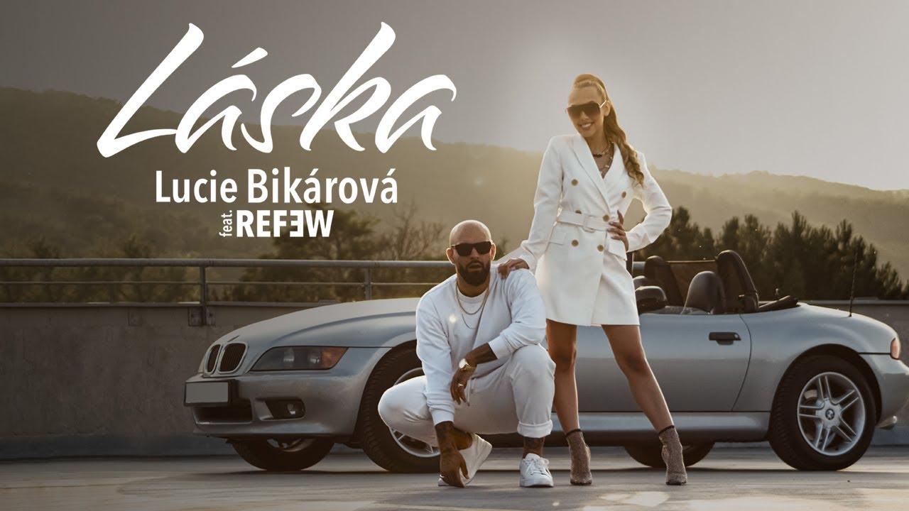 Download Lucie Bikárová feat Refew - LÁSKA [Official video]