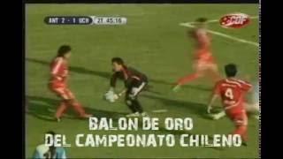 Miguel Pinto en acción