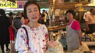 【街市遊樂團】番外篇 之 日本名古屋魚市場