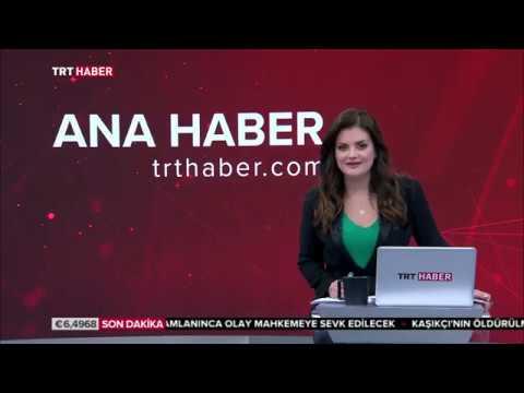 TRT Haber Ana Haber Bülteni 20.10.2018