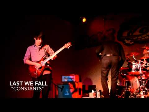 LAST WE FALL 1/10/15 HEADLINING SHOW