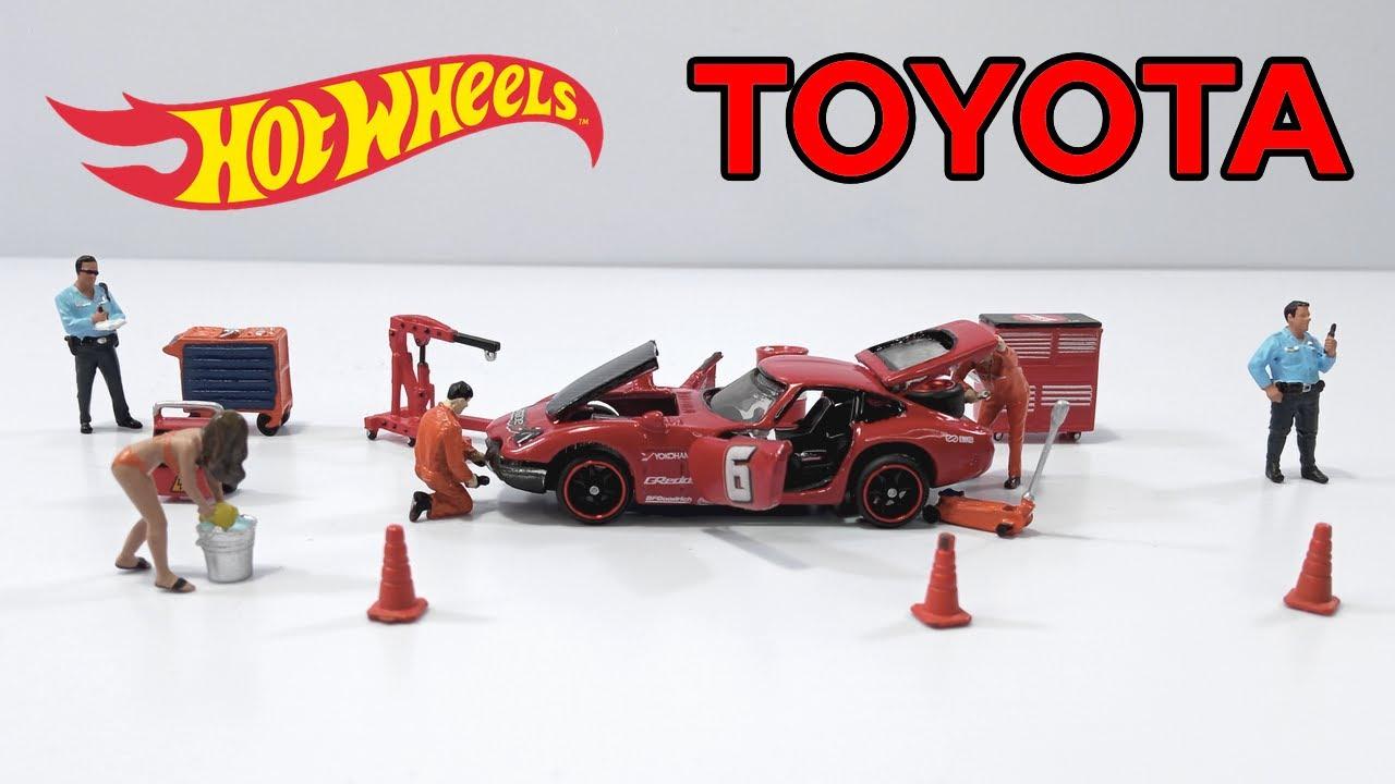 Hot Wheels Toyota 200 GT Custom