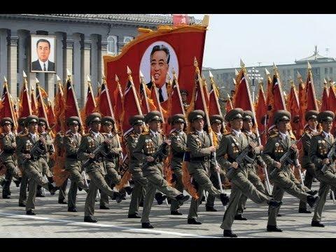 North Korea 2012 Parade — Full Version