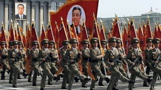 North Korea 2012 Parade — Full Version