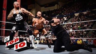 vuclip Top 10 Raw Momente: WWE Top 10, 25. April, 2016