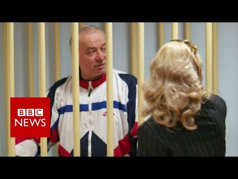 Russian spy incident: What we know - BBC News