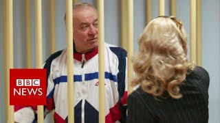 Police probe substance as Russian spy 'critical' in hospital  - BBC News