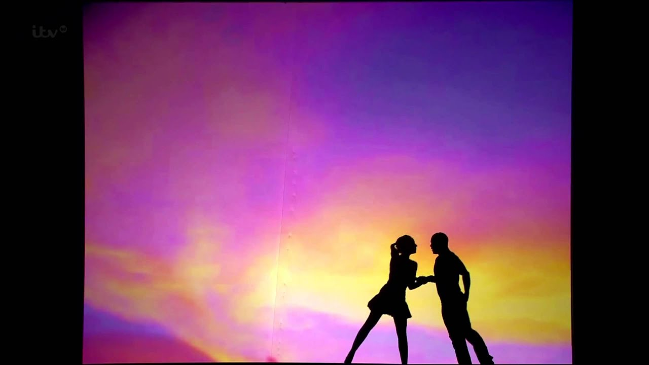Dance Girl Wallpaper Hd Attraction Shadow Dance Britain S Got Talent Youtube