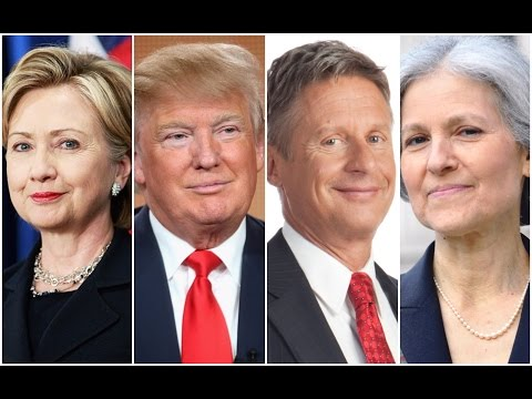 Hillary Leads 19 Consecutive Polls, 15 w/ Jill Stein & Gary Johnson Democratic Pre