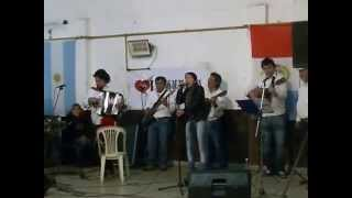 """Nazarena,   canta """"Paisajes de mi tierra"""" de Ruben Fassetta"""