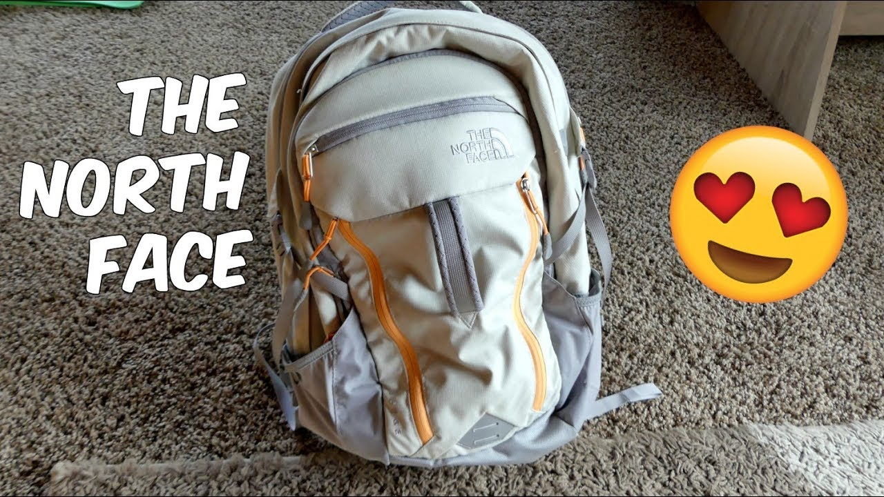 5cd797632415 THE NORTH FACE SURGE BACKPACK REVIEW - YouTube