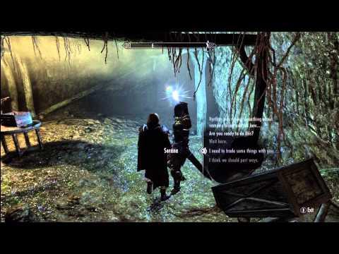 Skyrim - Dawnguard - Preemptive Strike