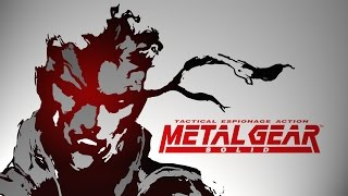 Metal Gear Solid Integral PC Gameplay Alienware 18 880M HD 1080p