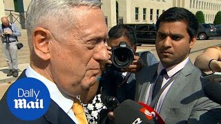 James Mattis says summit with North Korea still possible