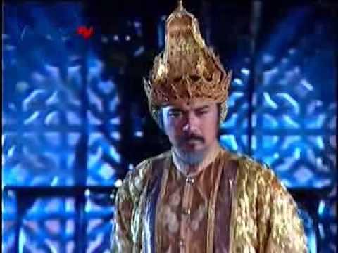 Sinetron Raden Kian Santang MNCTV Episode 644 - Senin 17 Maret 2014 - Part 1