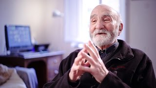 100-Year-Old Man Knows It's Never Too Late To Learn A Language