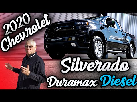 Geigercars - Chevrolet Silverado Duramax Diesel | US PICKUP TRUCK 2020