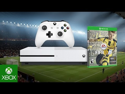 6 Reasons FIFA 17 Is BEST On Xbox One S | FIFA 17 Bundle Unboxing In 4K!