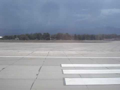 MD-83 Take-off at Mendoza-El Plumerillo (MDZ)
