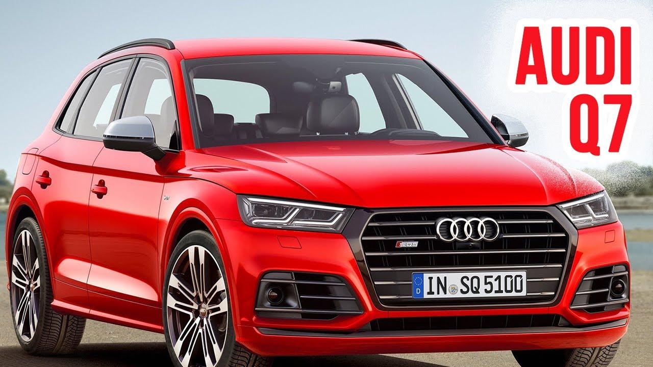 Audi Q7 2017 Specs India