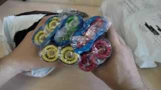 Велоаксессуары: тормозные колодки, мягкие