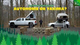 AutoHome or Yakima? Tony's Guide to the Outdoors | No Limit Inc. (4K)