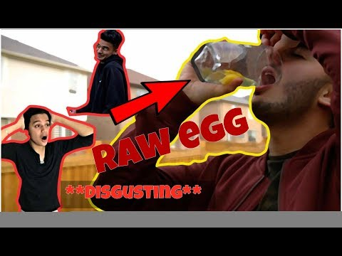Funniest Videso - I Ate A RAW EGG Funny