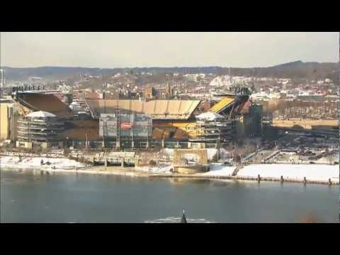 """Pittsburgh From The Air"" Clip Courtesy of WQED Pittsburgh"