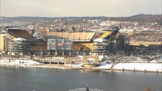pittsburgh from the air clip courtesy of wqed pittsburgh
