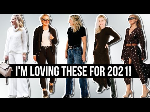 These Fashion Trends Will Be HUGE in 2021: Wearable Fashion Trends 2021 for Women Over 40