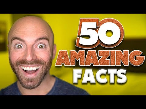 50 AMAZING Facts to Blow Your Mind! #104