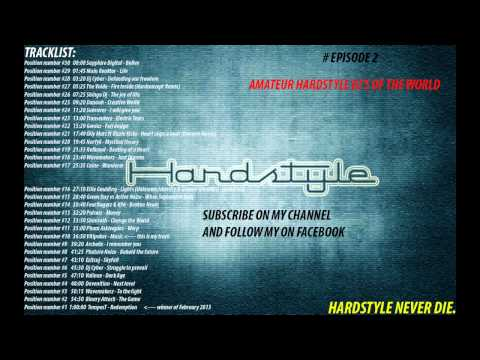 Amateur Hardstyle Dj's of the World (Top 30 February 2013) [Episode #2]