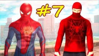 Прохождение the Amazing Spider-man 1 [эпизод #7] (мобильная версия) iOs