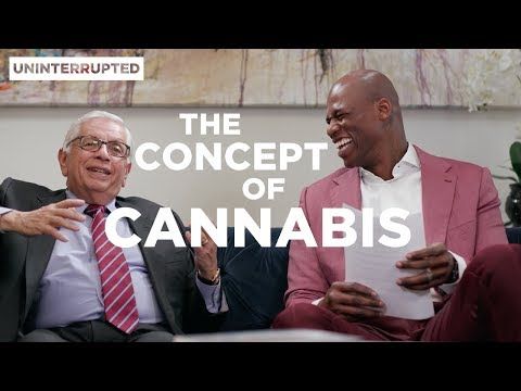 Al Harrington And David Stern Talk Medical Marijuana | THE CONCEPT OF CANNABIS