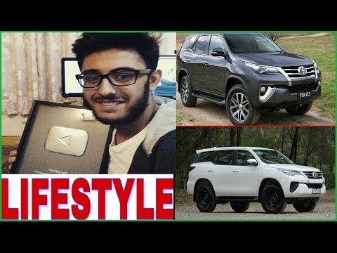 CarryMinati Income,Houses,Cars,Net Worth And Luxurious Lifestyle ! CarryMinati Life Story