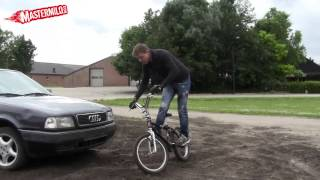 Audi 80 donated by Dagan
