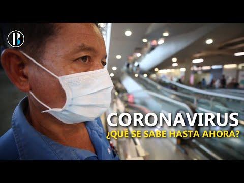 Coronavirus: ¿Qué se sabe hasta ahora?