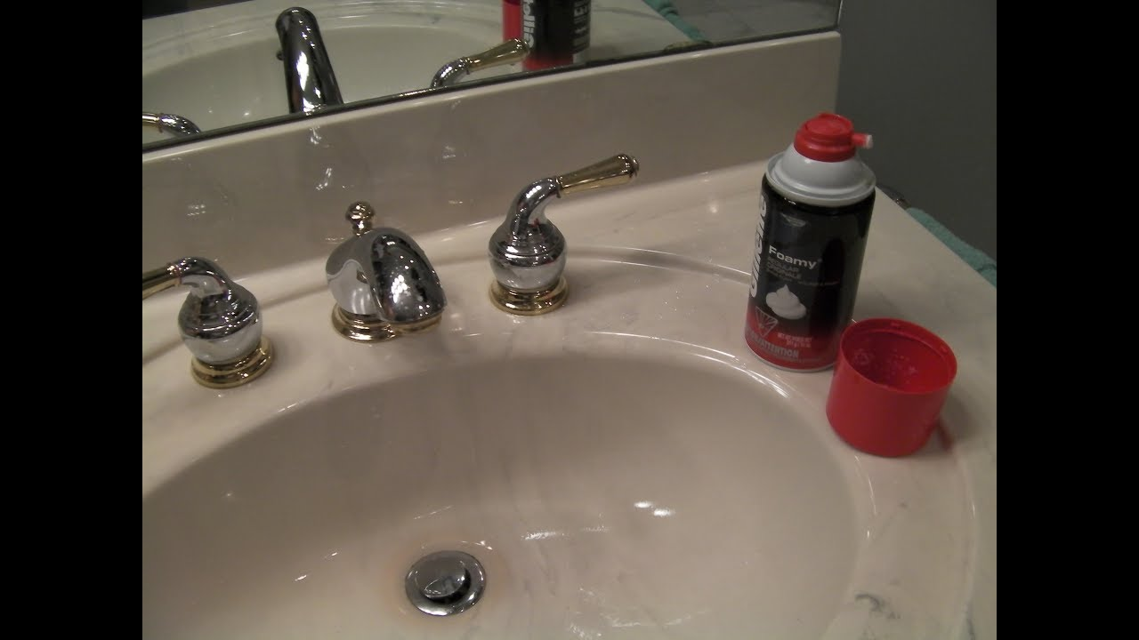How To Easily And Quickly Clear A Clogged Bathroom Sink Drain
