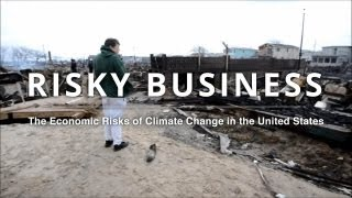 Risky Business: The Economic Impacts of Climate Change in the US