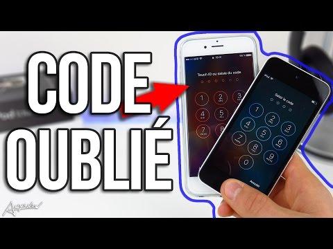 Comment Déverrouiller Un IPhone Sans Mot De Passe 🔑 Code Perdu Ou Oublié
