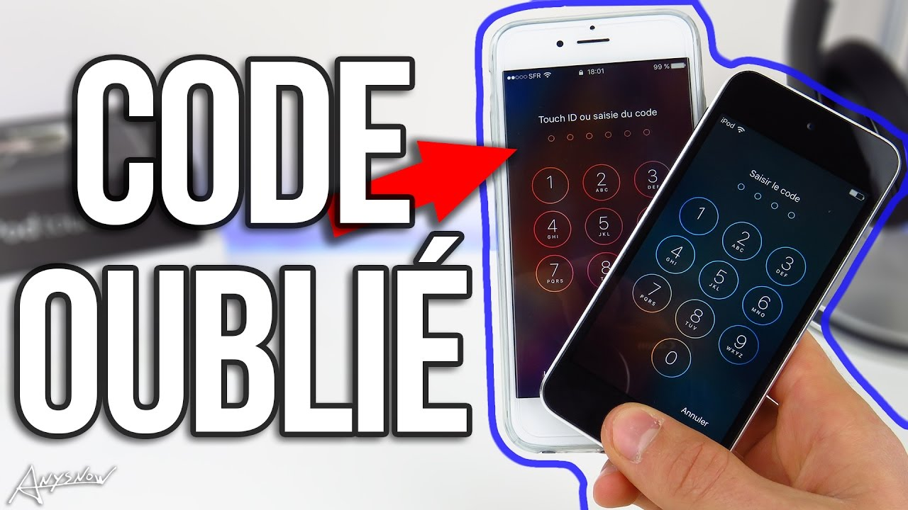 Comment Deverrouiller Son Iphone Sans Code