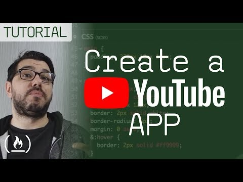 Code Your Own YouTube App: YouTube API + HTML + CSS + JavaScript (full Tutorial)