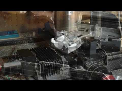 Milling Skippy's TM Scar H gearbox