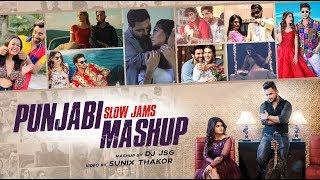 Punjabi Mashup 2019 | DJ JSG | Sunix Thakor | Latest Punjabi Mashup