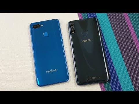 Asus Zenfone Max Pro M2 vs Realme U1 Speed Test Ram Management Test