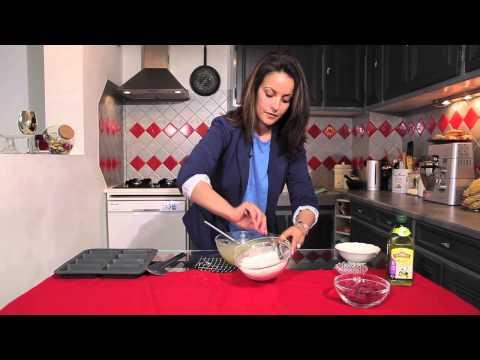 mini-cake-à-l'huile-d'olive,-chocolat-blanc-et-framboises