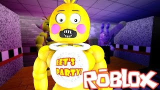 Roblox Adventures / Freddy Fazbear Roleplay / TOY CHICA GETS BANNED!