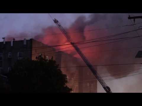 North Bergen Multi Alarm 9 28 13